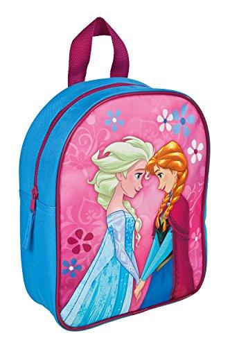 Under cover frwd0440–Astuccio Disney Frozen con Stabilo, marca Imbottitura, 30pezzi, Turchese, Schultertasche (multicolore) - 10110623 Kindergartenrucksack
