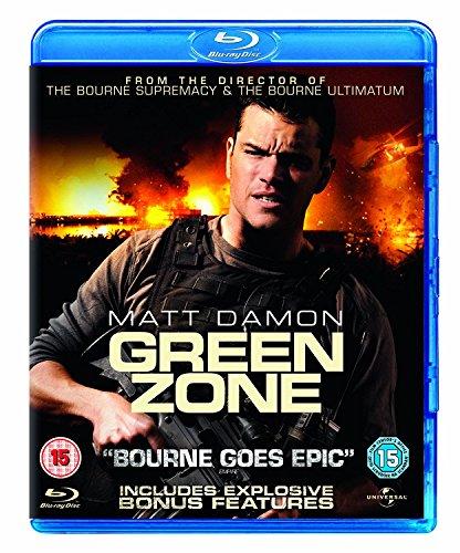 Green Zone Blu Ray Region Free Buy Online In Oman Blu Ray