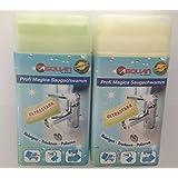 Profesional Magica Esponja absorbente para Auto, baño, cocina y hogar, lavable hasta 60°, extremadamente alta Suciedad y agua de grabación. Limpiar, pulir y trocknem en un