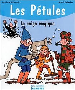 """Afficher """"Neige magique (La)"""""""