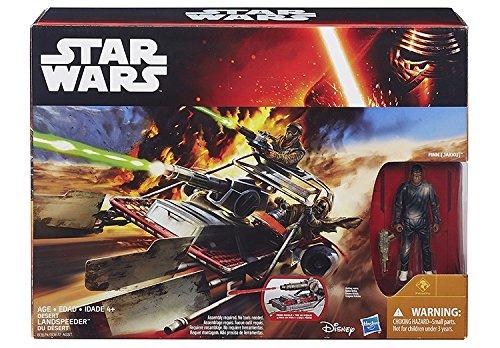 Hasbro European Trading B.V. B3672EU4 - Star Wars E7 Class II Fahrzeug, Spiele und Puzzles (Wars Spielzeug Star Fahrzeuge)