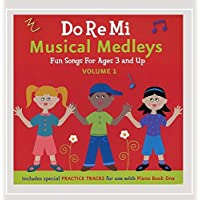 Vol.1-Do Re Mi Musical Medleys - Re Medley