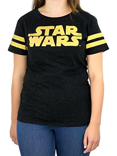 STAR WARS - Camiseta para Mujer Large