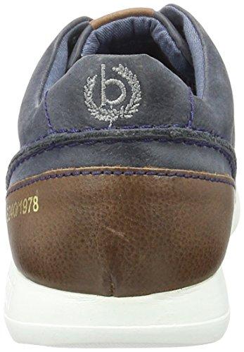 K19015 Hommes Bas En Haut, Bleu (bleu Foncé 425) Bugatti