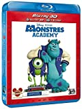Monstres Academy [Combo Blu-ray 3D + Blu-ray 2D] [Import italien]