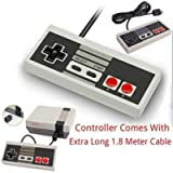 Game Pad Controller For Nintendo Mini Classic NES JOYPAD COMES With Extended 1.8M LONG CABLE By AirBot®