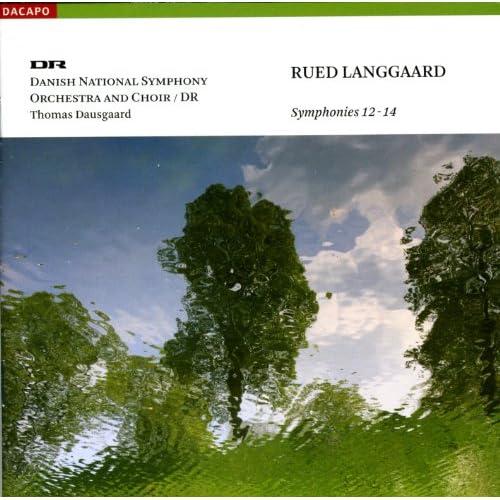 "Symphony No. 14, ""Morgenen"" (The Morning): II. Upaagtede morgenstjerner (Unnoticed morning stars)"