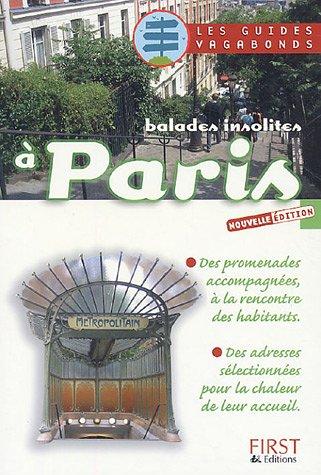 Balades insolites à Paris