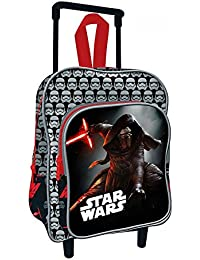 Star Wars AS008 Licencia Mochila Infantil, 44 cm, Multicolor