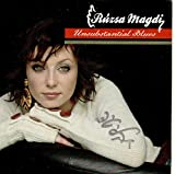 EUROVISION 2007 Hongrie : Rúzsa Magdi Unsubstantial Blues 3-track CARD SLEEVE CDSINGLE