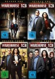 Warehouse 13 Seasons 1-4 (14 DVDs)