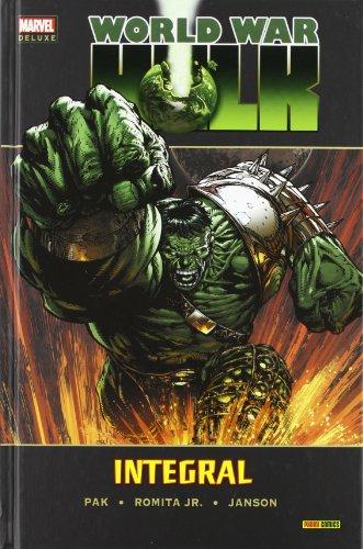 Greg Pak, John Romita Jr.. . ¡El más aplastante evento de la historia de Marvel! Exiliado por un grupo de supuestos héroes al planeta de Sakaar y tras conquistar aquel mundo, Hulk regresa a la Tierra... ¡Y busca venganza contra Iron Man, Reed Richard...
