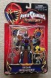 Power Rangers Mystic Force Titan Megazord Figure