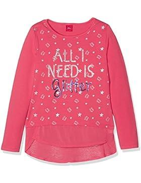 s.Oliver 53.708.31.7185, Camiseta de Manga Larga para Niñas