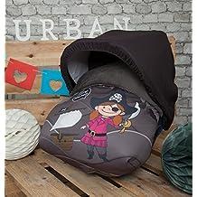 Babyline Barco Pirata - Saco portabebé