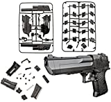 Nick and Ben 3D-Modell Soft-Air Puzzle Pistole 23cm Munition Kugeln Air-Soft Kinder-Spielzeug ab 8 Jahren Kaliber 6mm Munition Spielzeug-Waffe