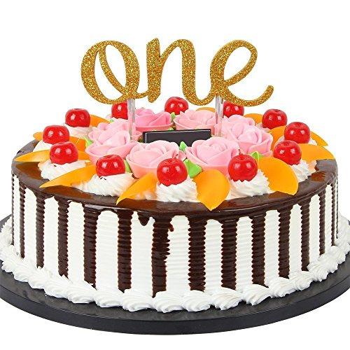 30zählt 5Farben Pfirsich Herz Kuchen Dekoration Party Supplies Cupcake Topper-5Farben One-Golden