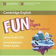 Fun for Flyers Class Audio CDs (2)