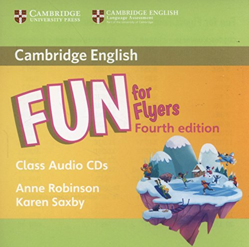 Fun for Flyers Class Audio CDs 2 Fourth Edition