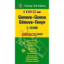 Genova 1:10.000. Ediz. multilingue