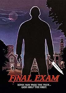 Final Exam (Examen) - Uncut/Mediabook  (+ DVD) [Blu-ray] [Limited Edition]