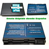 Batería Nueva Compatible para Portátiles Acer ASPIRE 5612AWLMI 5612WLMI 5630 Li-Ion 11,1v 5200mAh