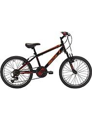"""Bicicleta Berg 20"""" Blast 205 BK"""