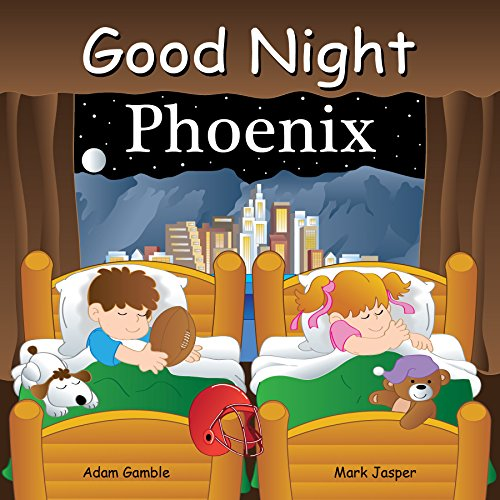 Good Night Phoenix (Good Night Our World) (English Edition)
