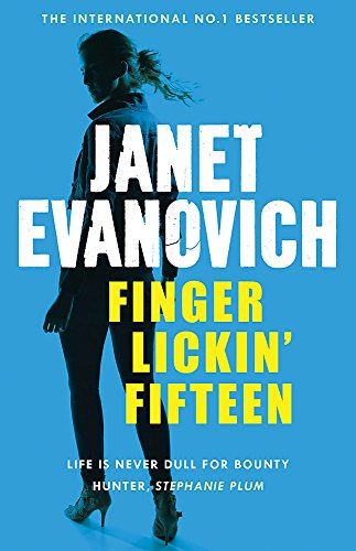 Finger Lickin' Fifteen Cover Image