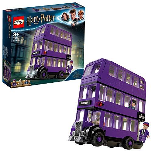 LEGO Harry Potter - Autobús Noctámbulo, Juguete de Construcción del Mágico Autobús de 3 Plantas, Incluye 3 Minifiguras… 6