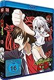 Highschool DxD - Vol. 4 [Blu-ray]