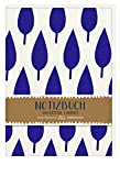 Notizbuch - All about blue (Bäume)
