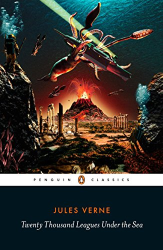 Twenty Thousand Leagues Under The Sea (Penguin Classics)