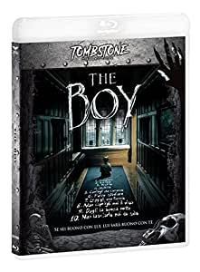 The Boy - Tombstone con Card Tarocco da Collezione (Blu-Ray)