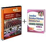 #2: JNVST Class IX Question Bank CD + Solved Question Paper Book
