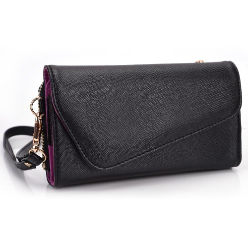kroo-clutch-wallet-with-wristlet-and-crossbody-strap-for-5-smartphone-violet