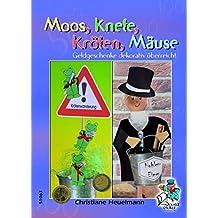 Suchergebnis Auf Amazon De Fur Moos Knete Kroeten Maeuse Bucher