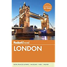 Fodor's London (Full-color Travel Guide, Band 32)