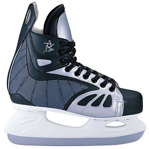 Eishockeyschuhe Soft Boot, Gr. 34/35