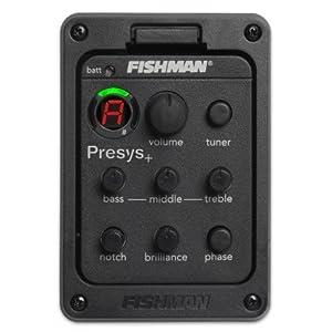 Plus Preamp Fishman presys Narrow/Wide