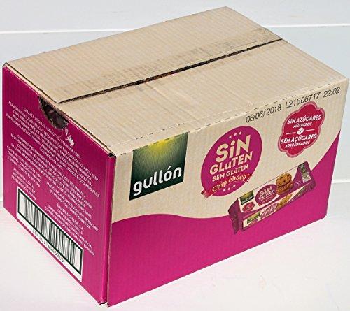 Galletas con chips de chocolate GULLÓN (12 paquetes de 130 gr)