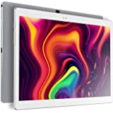 ALLDOCUBE X WiFi Tablet-PC 26,67cm(10.5 Zoll), 2560X1600 Super AMOLED Display, 4GB RAM, 64GB eMMC,Android 8.1,Fingerabdruck Entsperren Silber