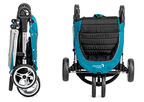 Baby Jogger City Mini Stroller - Single, Teal Baby Jogger  7