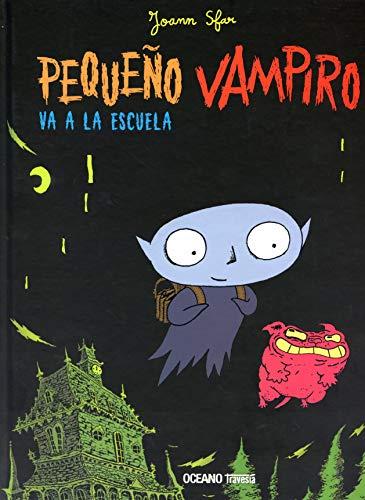 Miguel hace amistad con Pequeño Vampiro cuando descubre que le hace los deberes durante las noches. Los dos, junto a una pandilla de monstruos, emprenderán diversas aventuras.
