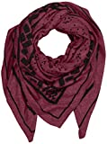 PIECES Damen Pclambonia Knit Scarf FF Mehrfarbig (Port Royale), One Size