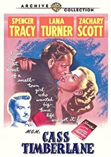 Cass Timberlane by Spencer Tracy