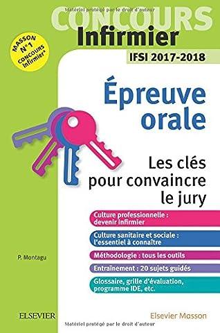 Concours Infirmier - Epreuve Orale - IFSI 2017-2018: Les clés pour convaincre le jury