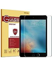 Omoton Ultra Clear 9H Hardness Tempered-Glass Screen Protector iPad 2018 & 2017 9.7 inch/iPad Pro 9.7 inch/iPad Air 2 / iPad Air