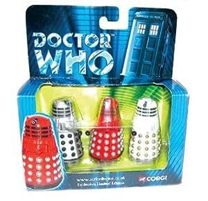 Doctor Who 3 Piece Dalek LTD ED 7500 [Toy]