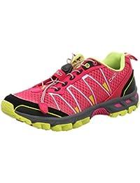 CMP 3q95266 3 - Zapatos de cordones de malla para mujer
